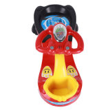 Carro plástico leve e popular do brinquedo do carro do balanço do bebê