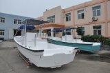 Vente extraterritoriale de yacht de bateau de pêche de fibre de verre de Liya 7.6m