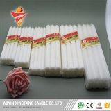 Usine blanche de bougie d'éclairage de Chine