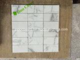 Het Witte Marmeren Mozaïek van uitstekende kwaliteit van Nieuwe Producten