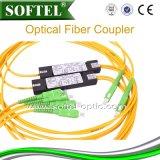 accoppiatore ottico della fibra di singolo modo 1X3/4/5