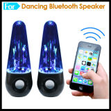 강력한 소리를 가진 새로운 물 쇼 기능 Bluetooth 이중 스피커