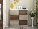 Armário de madeira contínuo (M-X2095)