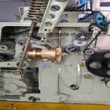 Máquina Water-Jet do tear de tecelagem com o alimentador dobro eletrônico do bocal