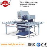 O PLC controla a máquina Drilling de vidro