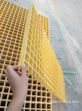 FRP Vergitterung-hochfeste Plastikgehweg-Vergitterungen