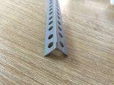 Angolo di parete di plastica che borda per intonacare