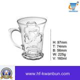 De Koppen van uitstekende kwaliteit maakten de Duidelijke Mok van het Bier met Handvat kb-HN0336 aan
