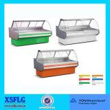 Congélateur de supermarché de la Chine/réfrigérateurs commerciaux d'étalage de matériel/supermarché de cuisine
