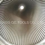 """13の3/8の""""ステンレス鋼304Lの井戸の鋭い井戸スクリーン"""