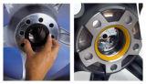 Кольца оправы колеса пластичного эпицентра деятельности центральные с различным цветом