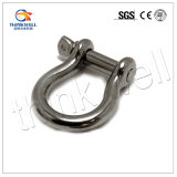 Prix d'usine en acier inoxydable Bow Shackle