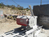 Quarry Mining를 위한 55kw Granite Cutting Machine
