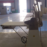 Steel inoxidable Automatic Dough Sheeter Machine pour Bakery