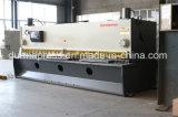 Máquina de estaca galvanizada da folha da venda QC11y 6X5000 guilhotina quente