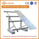 5000W hors-grille système d'alimentation solaire pour l'énergie solaire à domicile