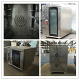De hete Oven van de Convectie van het Roestvrij staal van de Luchtcirculatie Elektrische
