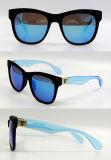 مصمّم جديد تماما بلاستيكيّة نمط نظّارات شمس لأنّ نساء/سيئة ([دب1207ز])