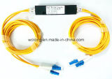 2X2 LC Single Mode Multi Mode Fiber Optic Fused Coupler