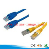 4 pares de CAT6 UTP del cable de LAN interno