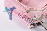Tote em mudança da mamã do saco da fralda bonito nova do bebê pouco saco do tecido do saco de ombro