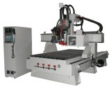 China Jinan 3D Furniture Wood Carving CNC Router R-1325