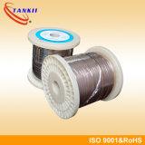 Fio do aquecimento do cromo niquelar NiCr3520/fita elétrica/fio liso/fio redondo