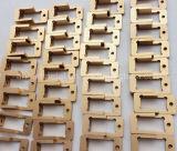 Coutume de constructeur toutes sortes pièces de usinage de d'aluminium/acier inoxydable/Plstic/PTFE/Brass/Alloy/Carbon/Acrylic commande numérique par ordinateur