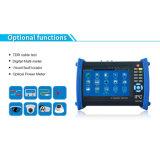 Hand7 Inch Touch LCD CCTV Tester für IP Camera, Ahd, HD-Cvi, Tvi, SDI Camera