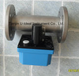 Débitmètre Rotamètre-Blindé de tube en métal