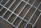 Reja Grating/de acero galvanizada no tratada del metal