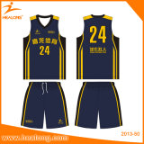 Healong beste verkaufensublimation-Übergangsbasketballjerseys-Uniformen