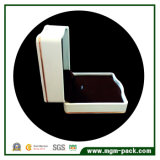 Caixa de jóia plástica curvada alta qualidade do pendente