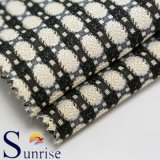 Baumwoll-Polyester-Jacquardwebstuhl-Gewebe für Kleidung (Goldseide) (SRS 1164)