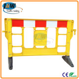 3 Years Quality Guaranteeの耐久のPlastic Safety Road Barrier