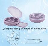 Großhandels-Soem-Augen-Schatten-Paletten-Kosmetik-Verpacken (YELLO-178)