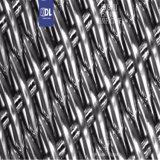 I Dutch di Twilled tessono la rete metallica dell'acciaio inossidabile