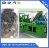 Alto spreco automatico/pneumatico usato che ricicla la macchina del frantoio del pneumatico della macchina di produzione con lo SGS del Ce ISO9001