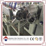 PVC 섬유에 의하여 강화되는 호스 관 밀어남 생산 라인