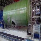 Installatie van de Machine van het Schip van de Gloeidraad van de Machine van de Tank van de Gloeidraad van GRP CNC de Windende Windende