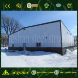 2016 neues Designed Structure Steel Building für Warehouse
