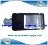 Luz de rua superior quente do diodo emissor de luz da boa qualidade 30W de preço de fábrica da aprovaçã0 de Yaye 18 Sel Ce/RoHS, lâmpada da estrada do diodo emissor de luz 30W