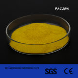 Cloruro del polialuminio del 28% PAC para los productos químicos del tratamiento