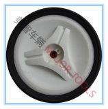 roda do carro de golfe da espuma do plutônio 10X4 com rolamento de sentido único