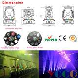 disco Light Stage Lighting LED Moving Head de 90W LED Spot
