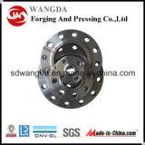 炭素鋼およびステンレス鋼はフランジを付けたようになる(ANSI B16.5 A105/A181/A350)