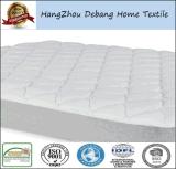 Colchoneta de colchón de cama de bambú, ultra suave, sobrealimentada, hipoalergénica
