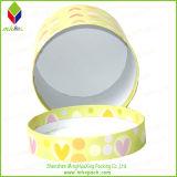多彩なボール紙の円形の包装のギフトキャンデーボックス
