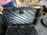 Râpages malléables à usage moyen de trou d'homme de fer de bâti du marché de Moyen-Orient