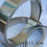 A tira TB1477 bimetálica térmica pode ser usada para componentes do controle de temperatura